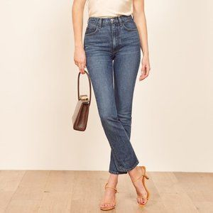 NWT Reformation Stevie Ultra High Rise Jean 26